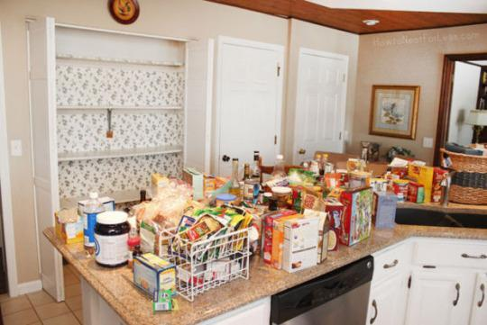 5 Simple Steps For Organizing Your Kitchen Cabinets