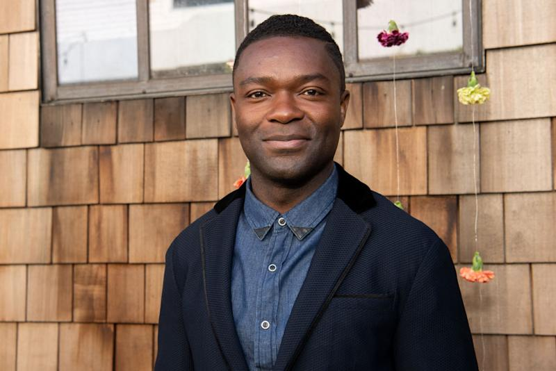 David Oyelowo feels great pressure when choosing roles. (Photo: Emma McIntyre/Getty Images)