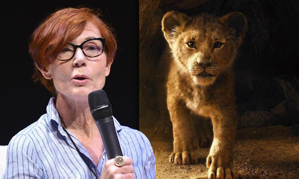 Linda Woolverton is apprehensive about The Lion King remake