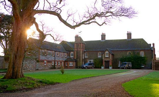 Anmer Hall The Country Home Of Kate Middleton And Prince William Has 10 Rooms Plenty Amenities Photo Getty Images