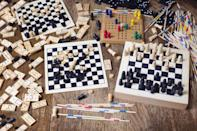 <p>If you have a trunk or another large area in your vehicle, plan a full afternoon or night of games! Whether you and your significant other enjoy board games, chess, cards, or even mobile games, this is a fun, cute idea for your a change of scenery and an unconventional Valentine's Day.</p>