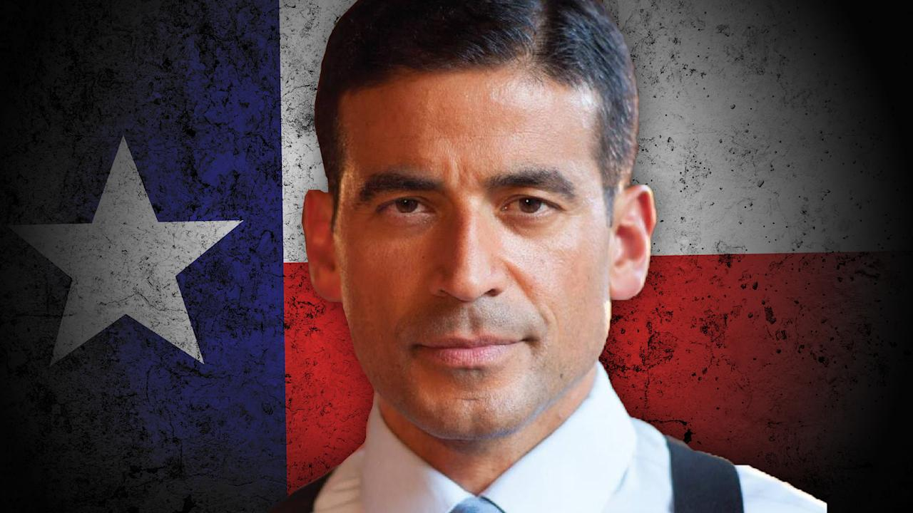 A contentious primary in San Antonio features two Democrats, one of whom seems more like an extreme-right Republican.