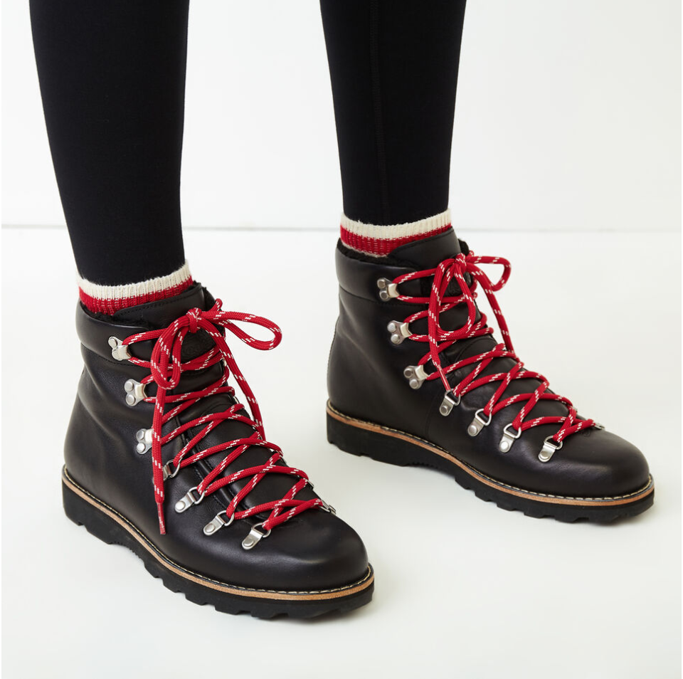 Womens Nordic Winter Boot. Image via Roots