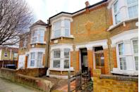 """<p>This Victorian property was built in 1899, so expect plenty of characterful features peppered throughout. From the long welcoming <a href=""""https://www.housebeautiful.com/uk/decorate/hallway/a2283/hallway-decorating-ideas-tips/"""" rel=""""nofollow noopener"""" target=""""_blank"""" data-ylk=""""slk:hallway"""" class=""""link rapid-noclick-resp"""">hallway</a> to the bay windows, it has the potential to become something very special. </p><p><a href=""""https://www.zoopla.co.uk/for-sale/details/57691069/"""" rel=""""nofollow noopener"""" target=""""_blank"""" data-ylk=""""slk:This property is currently on the market for £450,000 with Kings Group via Zoopla"""" class=""""link rapid-noclick-resp"""">This property is currently on the market for £450,000 with Kings Group via Zoopla</a>. </p>"""