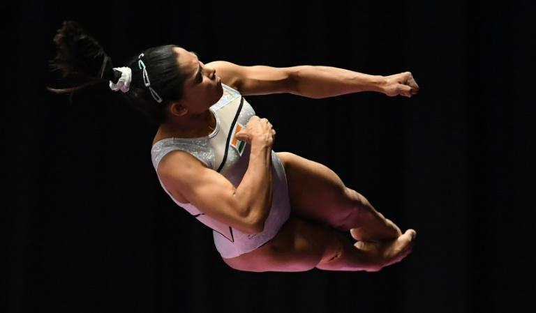 India's Dipa Karmakar failed to qualify for the women's vault -- her strongest event -- at the Asian Games