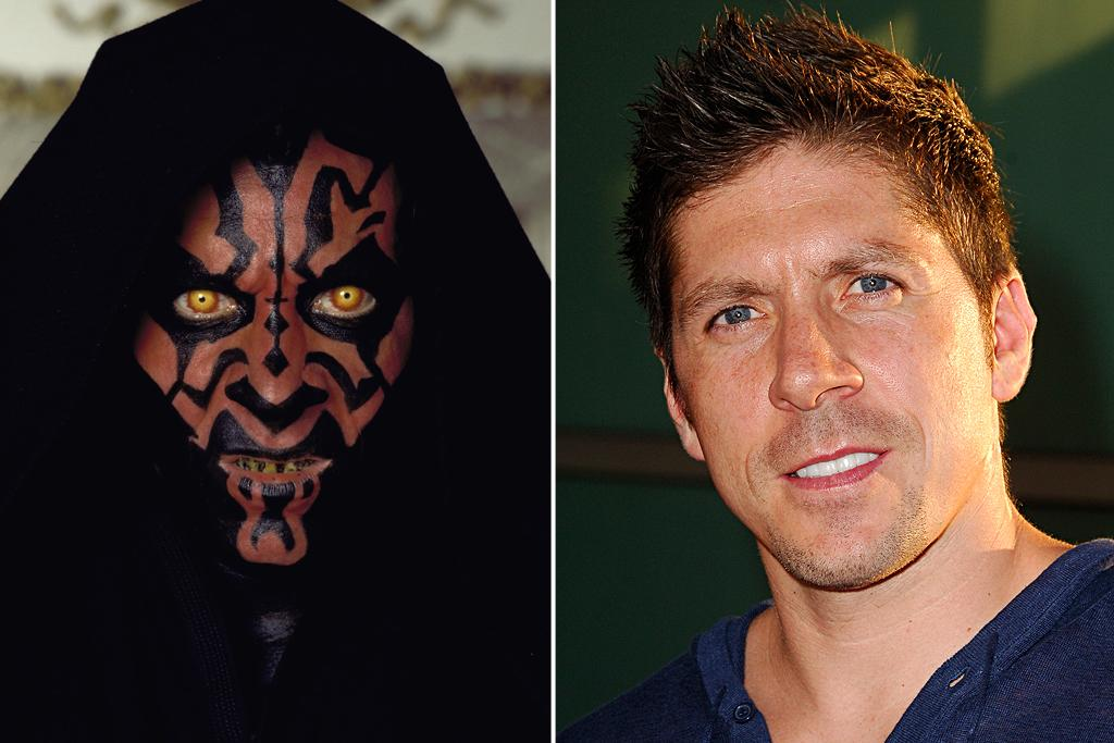 "Ray Park – Darth Maul<br><br>Ray Park knew he wanted to kick butt when he was just 7 years old, after watching Bruce Lee films with his dad. Park competed in martial arts worldwide before being recruited to do stunt work for ""Mortal Kombat: Annihilation"" (1997). From there, Park went on to don the mask of Darth Maul, who many believed was the coolest part of ""Phantom Menace"" (1999). Though he was unfortunately killed off, Park parlayed his performance into what continues to be a successful Hollywood career, playing such awesome parts as Toad in ""X-Men"" (2000), Snake Eyes in the upcoming ""G.I. Joe: Retaliation"" (2012), Edgar on the TV series ""Heroes"" (2009-2010), and most notably as Chuck Norris on the TV series ""The Legend of Bruce Lee"" (2008). Anyone who can play Chuck Norris must be one bad mutha."