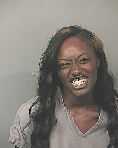 Shakeia Owens, age 19, arrested for failure to appear in court.