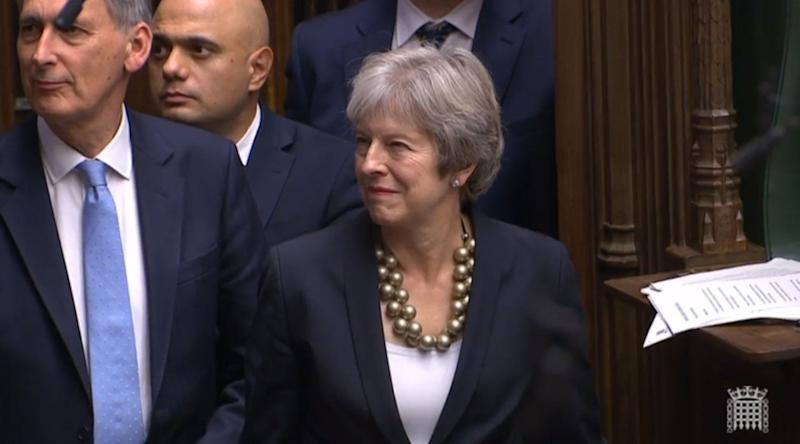 <strong>Theresa May will need the support of her cabinet should the EU approve a draft deal</strong> (Photo: PA Wire/PA Images)