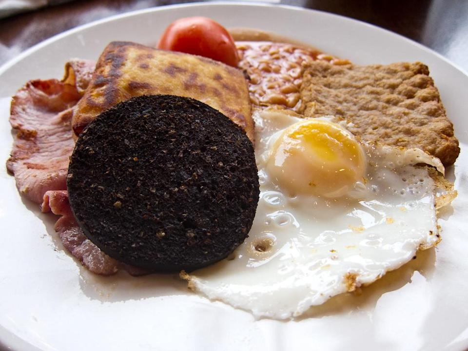 <p>The love-it-or-hate-it member of the fry up family, it's pull of protein, iron, potassium, calcium and magnesium – as well as being practically carb free [Photo: David Blaikie/Flickr creative commons] </p>