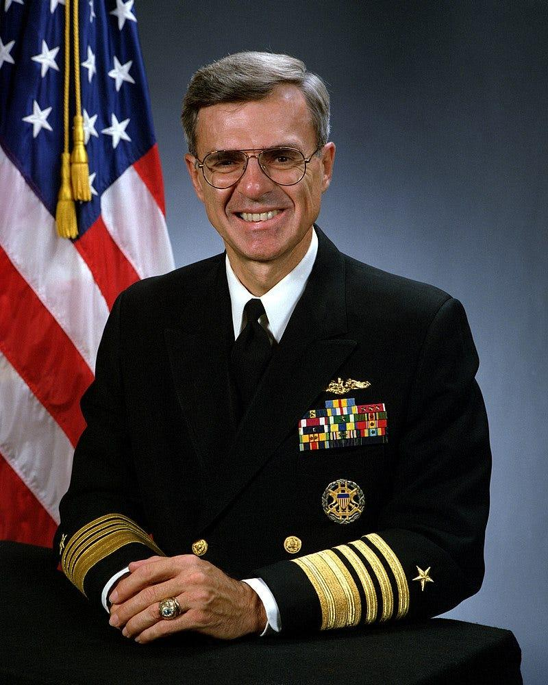 Admiral William Owens