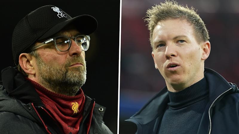 If you want to be a good manager, you have to watch Liverpool games - Nagelsmann reveals admiration for Klopp's Reds
