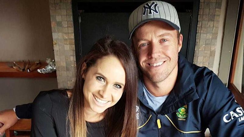 AB de Villiers Reveals His Romantic Side