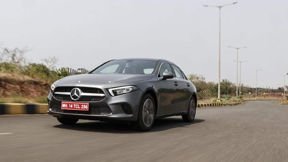 Mercedes-Benz A-Class Limousine launched in India at Rs. 40 lakh