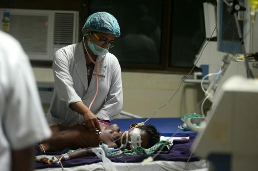 Outrage mounts over dozens of infant deaths at India hospital