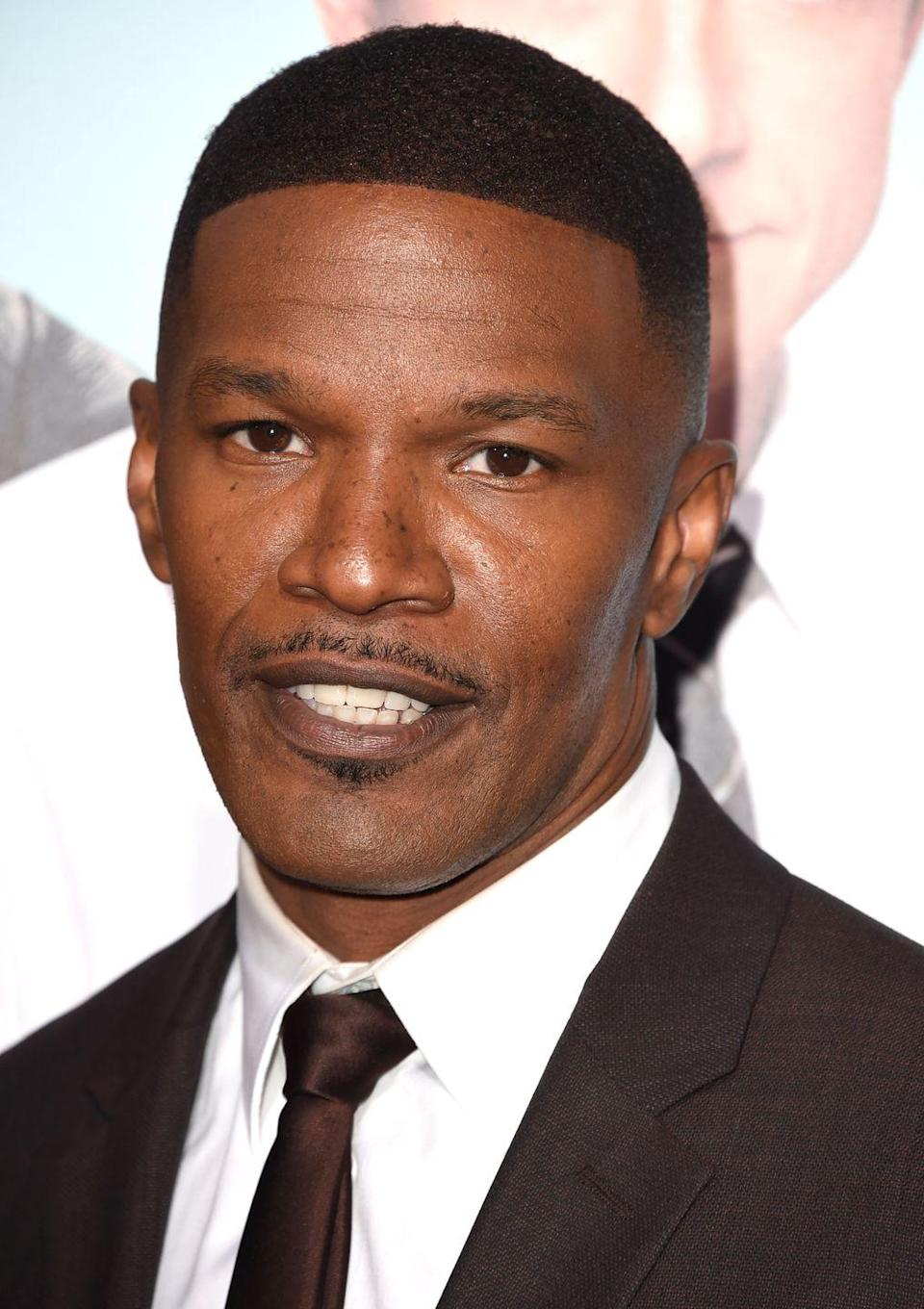 "<p>During his promotion for <em>The Kingdom</em>, Foxx reportedly said he was glad he didn't have to lie and say it was good like he'd had to with <em>Stealth. </em>He also <a href=""http://www.hollywood.com/movies/jamie-foxx-stealth-was-a-bad-film-57169712/"" rel=""nofollow noopener"" target=""_blank"" data-ylk=""slk:said,"" class=""link rapid-noclick-resp"">said,</a> ""Sometimes you do a movie and you have to go promote it, so on <em>Stealth </em>I was like, 'Yeah, this is the greatest.' And people would see me after seeing the movie and say, 'I can't believe you lied to me like that.'""</p>"