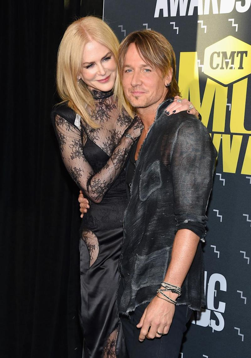 Nicole is now married to Keith Urban. The pair tied the knot in 2006. Source: Getty