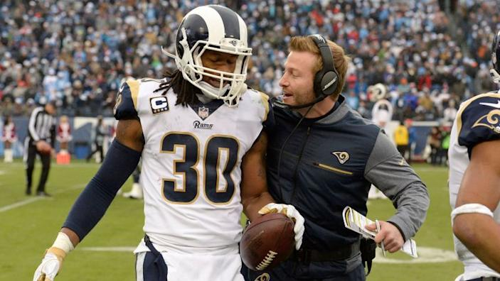 Falcons Confident Todd Gurley Will Pass Physical