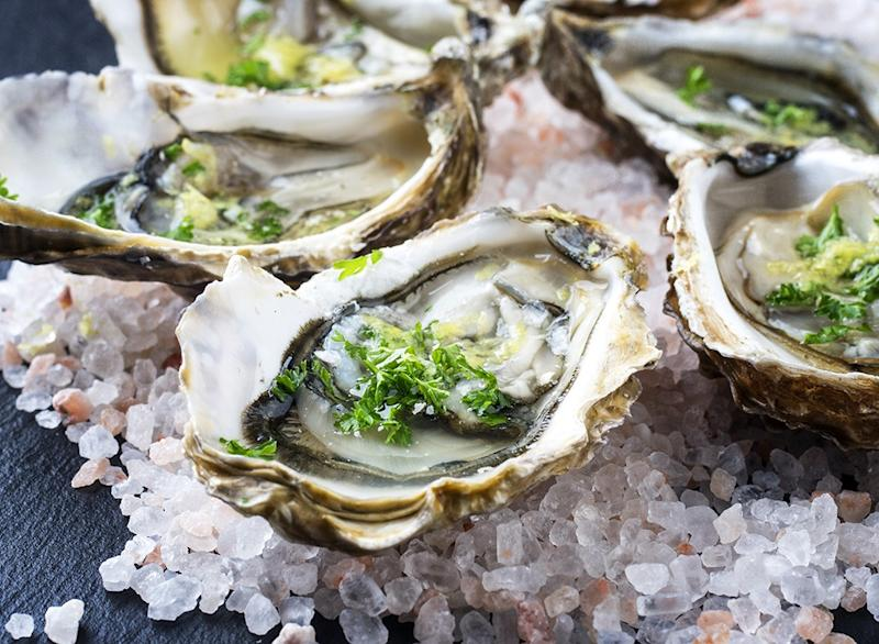 Fish ranked Pacific Wild Oysters