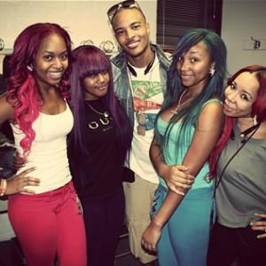 Omg Girlz On Being Materialistic Dyeing Their Hair Reality Tv And
