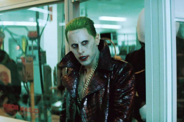 Jared Leto played the Joker in 'Suicide Squad' in 2015. (Credit: Warner Bros)