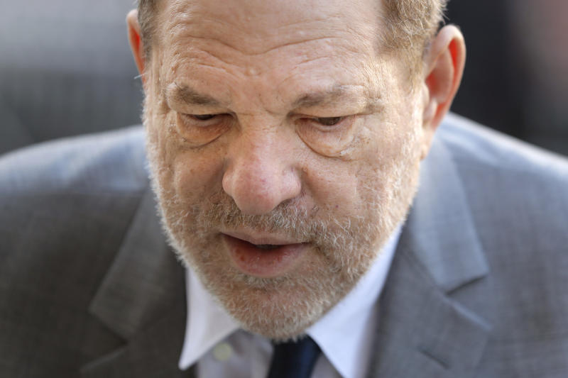 Harvey Weinstein could spend the rest of his life behind bars if convicted of the rape and sexual assault of another woman in 2006. Source: AP Photo/Seth Wenig