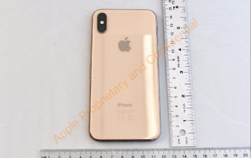 Apple planned to release a gold iPhone X but it may have been scrapped