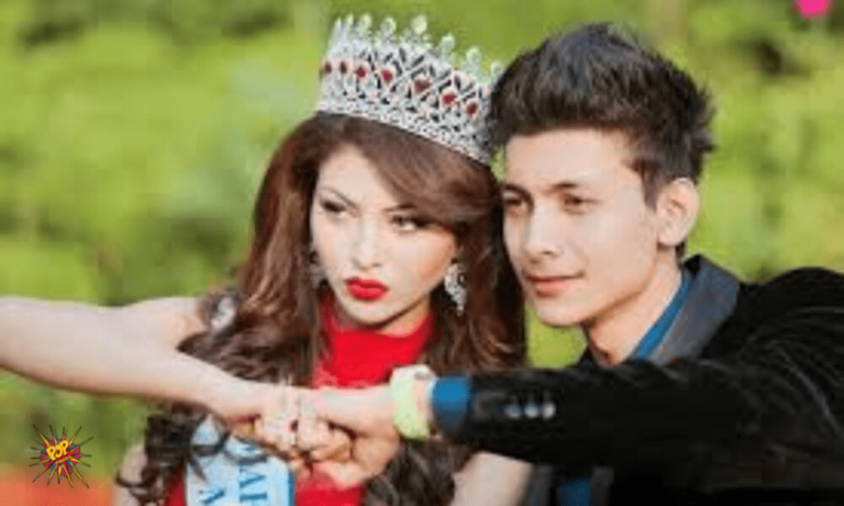 Urvashi Rautela and her Brother Yashraj Rautela's endearing bond