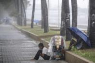 Many in the Philippines live precarious lives, made more difficult by the regular storms that smash through the country