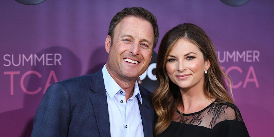 Chris Harrison Actually Met His Girlfriend Through The Bachelor