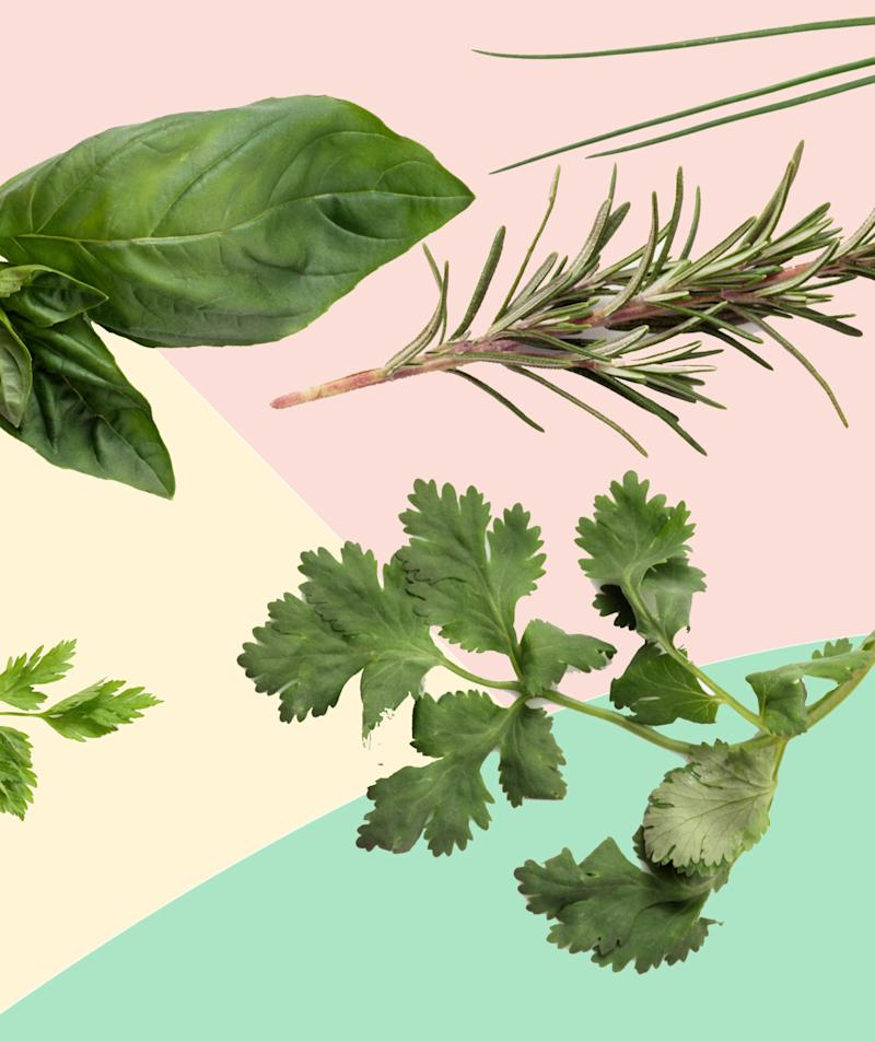 We Hate to Break It to You, but You're Probably Chopping Your Herbs Incorrectly