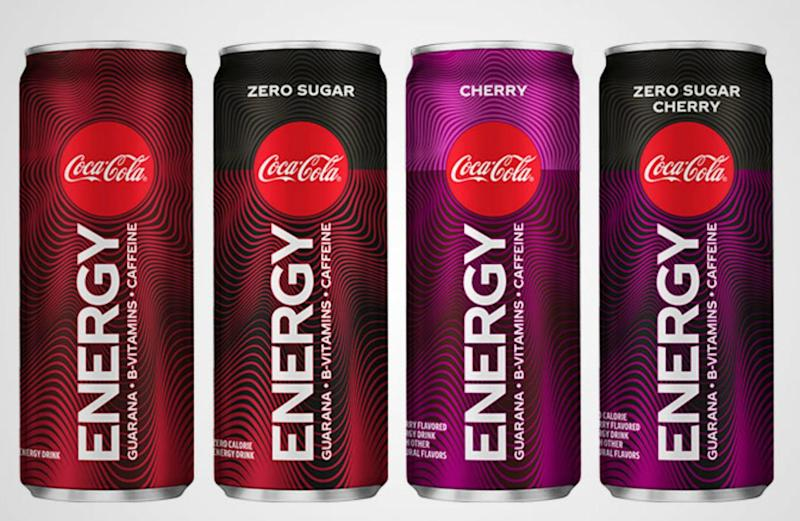 Coca-Cola energy drinks are bringing the buzz to the US in 2020