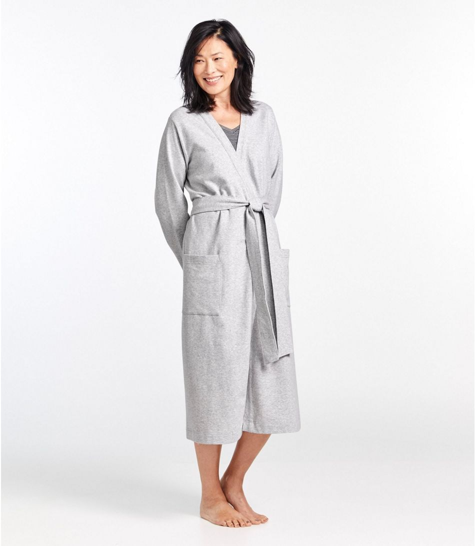 """<h2>L.L. Bean Ultrasoft Sweatshirt Robe</h2><br>This flannel number screams fall and holiday season, making this super-soft plaid style an absolute robe classic. <br><br>Oh, and an absolute customer favorite too: """"I love this robe. It's very soft. It fits great. And it's not overly warm which is a problem with some flannel robes. Just amazing."""" <br><br><br><br><strong>LL Bean</strong> Ultrasoft Sweatshirt Robe, $, available at <a href=""""https://go.skimresources.com/?id=30283X879131&url=https%3A%2F%2Fwww.llbean.com%2Fllb%2Fshop%2F122152"""" rel=""""nofollow noopener"""" target=""""_blank"""" data-ylk=""""slk:LL Bean"""" class=""""link rapid-noclick-resp"""">LL Bean</a>"""