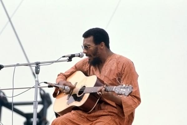 Richie Havens to Be Celebrated with Concert and Scattering of Ashes