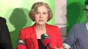 B.C. Green Party Leader Jane Sterk says poverty is a societal issue, not an individual one.
