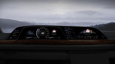 General Motors Recognizes LG Electronics for Innovative Technologies Led by P-OLED Digital Cockpit Solution in Cadillac Escalade