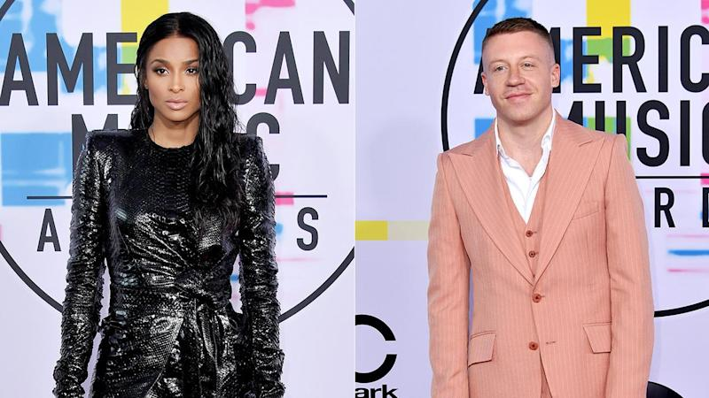 Ciara and Macklemore Take Their Kids on a Cute Playdate to a Seahawks Game: Pics!