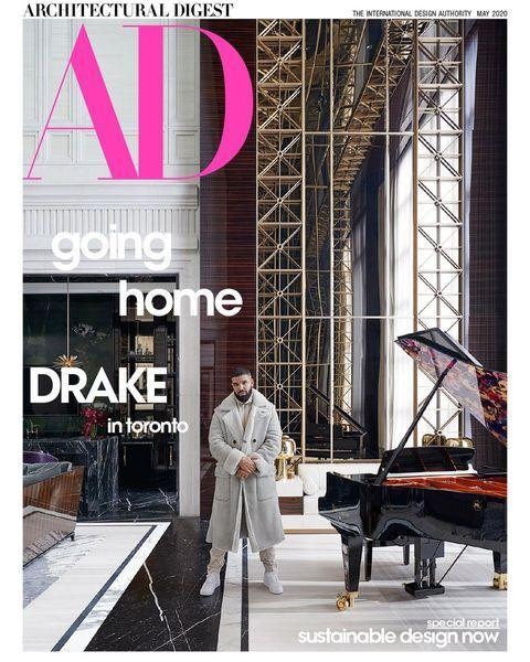 """<p>Drake's home is everything we wanted it to be and more. You'd be forgiven for thinking his house was a hotel or his shoe room was a nightclub but we can confirm, this is all the singer's home. </p><p>We wonder how many metres of mirror were used in its making?</p><p><a href=""""https://www.instagram.com/p/B-t8YZSlbIY/"""" rel=""""nofollow noopener"""" target=""""_blank"""" data-ylk=""""slk:See the original post on Instagram"""" class=""""link rapid-noclick-resp"""">See the original post on Instagram</a></p>"""