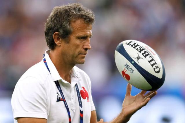 Rugby World Cup warm-up match - France v Italy