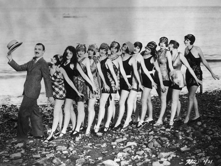1910 swimsuits