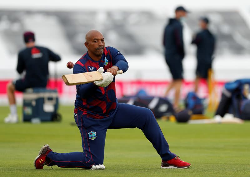 Simmons wants England to return favour with Windies tour