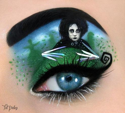 <p>This is just all sorts of creepy.<i> [Photo: Tal Peleg/ Instagram]</i><br /></p>