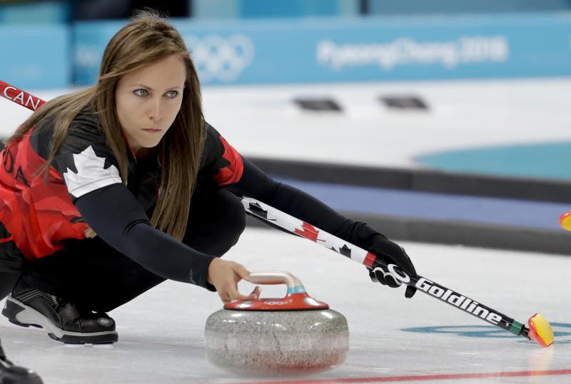 Canada still winless in women's curling after loss to Denmark