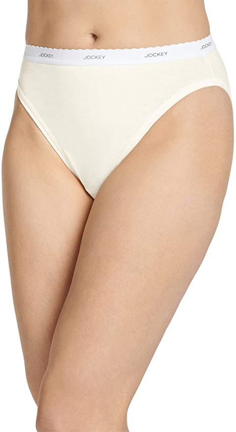 """<h3>Jockey Classic French Cut</h3><br><br><strong>Best French Cut</strong><br><br>Of <em>course</em> the """"French"""" qualifier applies to an underwear silhouette that achieves the perfect balance of revealing and modest. With a leg opening that's ever-so-slightly higher, this type of underwear rides the fine line between cheeky and full coverage, for that coveted panty-line <em>je ne sais quois.</em> And yes, these <em>dessous</em> are cotton.<br><br><strong>The Hype:</strong> 4.5 out of 5 stars; 3,679 reviews on <a href=""""https://amzn.to/3afQSTT"""" rel=""""nofollow noopener"""" target=""""_blank"""" data-ylk=""""slk:Amazon.com"""" class=""""link rapid-noclick-resp"""">Amazon.com</a><br><br><strong>What They Are Saying:</strong> """"I've worn this exact style of underwear from Jockey for most of my adult life, and can attest to their comfort and durability. Of course, my size has changed over time. It doesn't matter what size, this underwear is very well made, washes well, and lasts a long time before needing to be replaced. The waistband is good, but not too tight or binding. The cut of the underwear is flattering to your leg because it is high. However, if you wear a lot of low-rise bottoms, these are not the underwear for you. The waistband comes up to your belly button as shown in the picture."""" — Cat, Amazon.com reviewer<br><br><br><strong>Jockey</strong> Underwear Classic French Cut - 3 Pack, $, available at <a href=""""https://amzn.to/2KlUxV5"""" rel=""""nofollow noopener"""" target=""""_blank"""" data-ylk=""""slk:Amazon"""" class=""""link rapid-noclick-resp"""">Amazon</a>"""