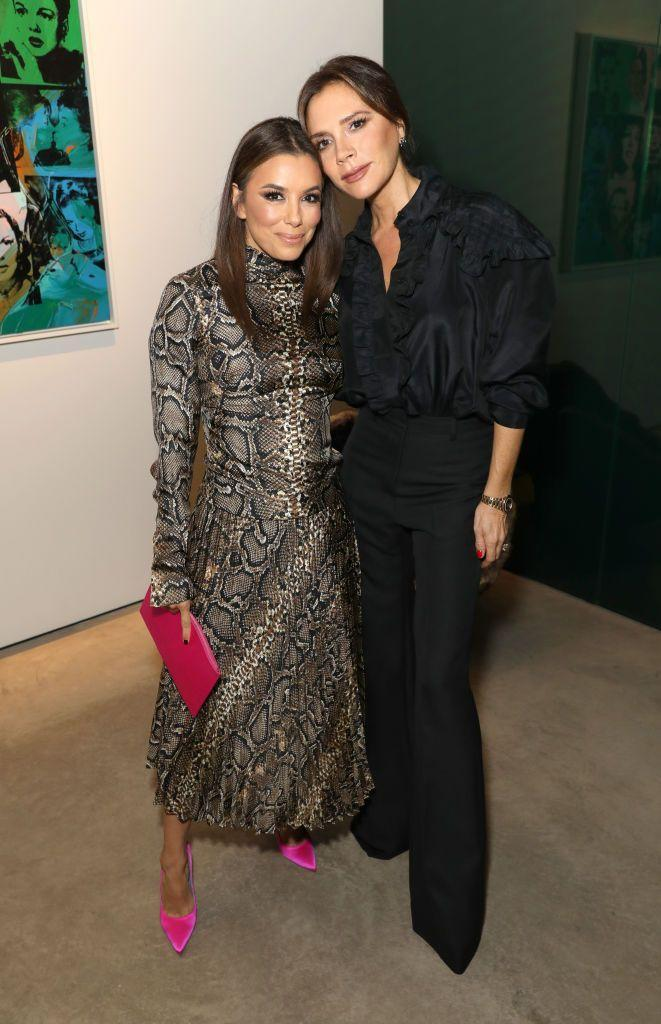 """<p>""""Eva Longoria, I couldn't be more inspired by you. When women support each other, we accomplish amazing things. Celebrate the women who lean in together with you."""" — Victoria Beckham, via <a href=""""https://www.instagram.com/p/BHAoGOSFiOe/?utm_source=ig_embed"""" rel=""""nofollow noopener"""" target=""""_blank"""" data-ylk=""""slk:Instagram"""" class=""""link rapid-noclick-resp"""">Instagram</a> </p><p>""""She has such a platform, such a voice, she's really the kindest, sweetest, most loyal human being you can have in your life."""" — Eva Longoria, <em><a href=""""https://www.youtube.com/watch?v=h0rZ1NUSvsY"""" rel=""""nofollow noopener"""" target=""""_blank"""" data-ylk=""""slk:This Morning"""" class=""""link rapid-noclick-resp"""">This Morning</a></em></p>"""