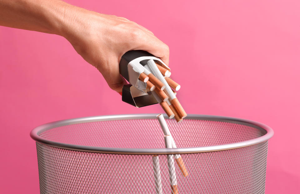 Could the UK soon become a smoke-free zone? (Getty Images)