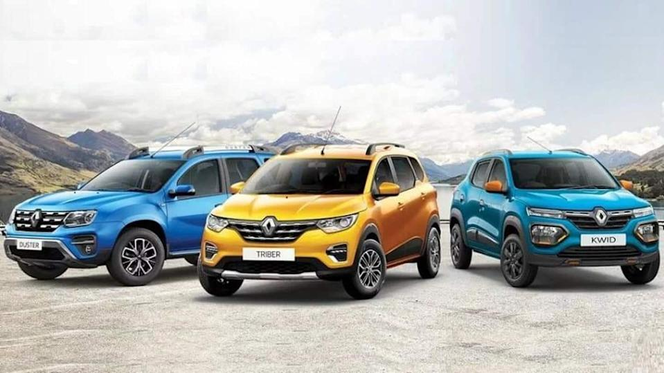 Renault announces discounts up to Rs. 1.10 lakh in India
