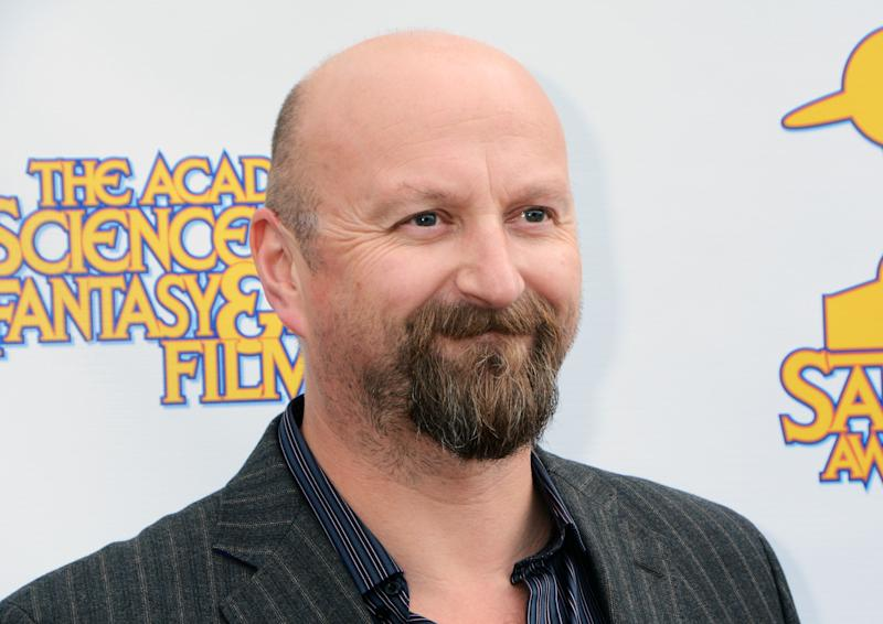 Neil Marshall attends the Academy of Science Fiction Fantasy and Horror Films' 40th Annual Saturn Awards in 2014. (Photo by David A. Walega/WireImage)