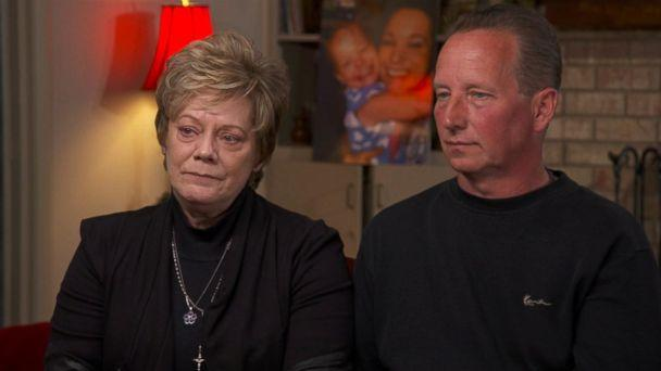PHOTO: Frank Rzucek and Sandra Rzucek, parents of Shanann Watts, spoke about their late daughter in an exclusive interview with '20/20.' (Credit: ABC)