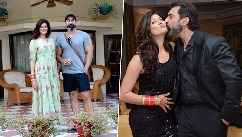 Pooja Batra Talks about Her Secret Marriage to Nawab Shah, Says They Had an Arya Samaj Wedding in Delhi