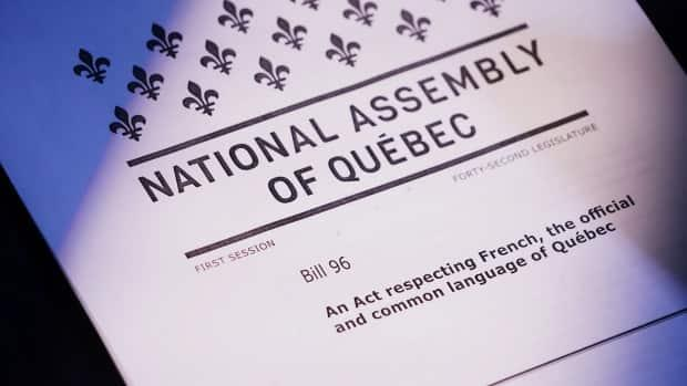 Bill 96 seeks to bolster the French language in Quebec by increasing its use in shops and workplaces.